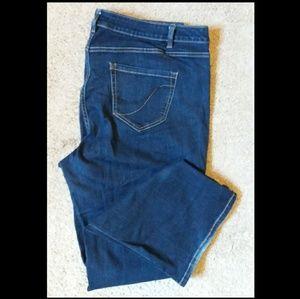 4935968299344 Lane Bryant Jeans - Lane Bryant slim boot jeans size 20 regular